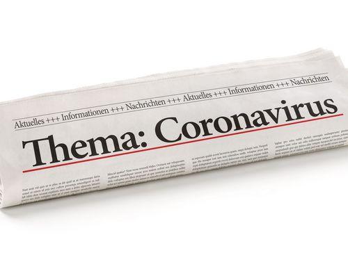 Corona-News für den HVW