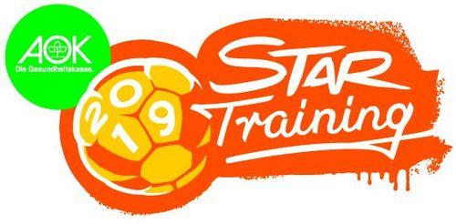 AOK Star-Training lässt die Bälle wieder fliegen: DHB und AOK laden wieder zum Gänsehaut-Schulprojekt ein.