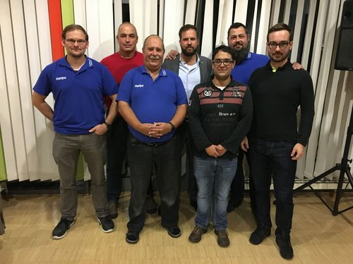 Bezirkstag der Handballschiedsrichter 27. September 2019