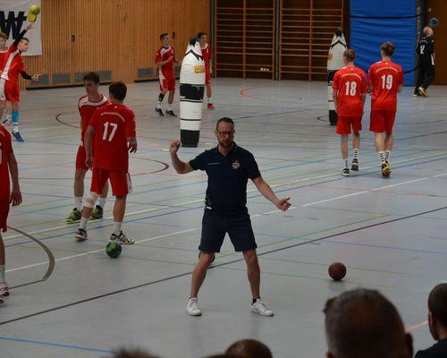 Anmeldung Schwäbische Handballschule