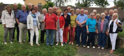Ehemalige HVW-Mitarbeiter trafen sich in Esslingen