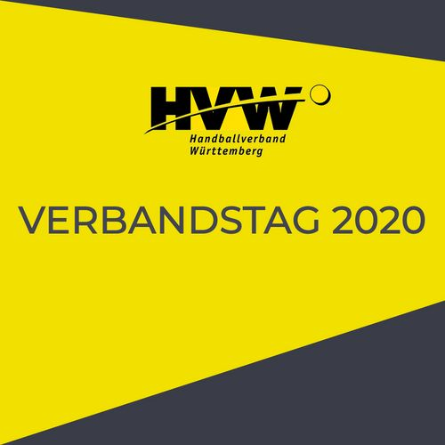 Handballverband Württemberg hält 34. Verbandstag virtuell ab
