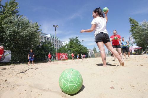 Volunteers für die Deutsche Beachhandball Meisterschaft 2019 gesucht