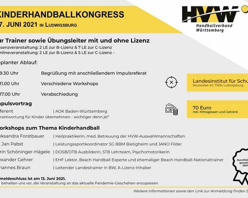 Kinderhandball Kongress