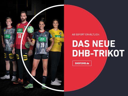 Handball Fankollektion der Deutschen Handball Nationalmannschaften