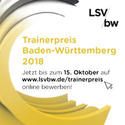 Trainerpreis Baden-Württemberg 2018